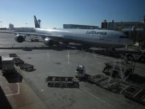 My Lufthansa 747