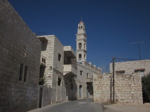Taybeh also has a Greek Orthodox Church.