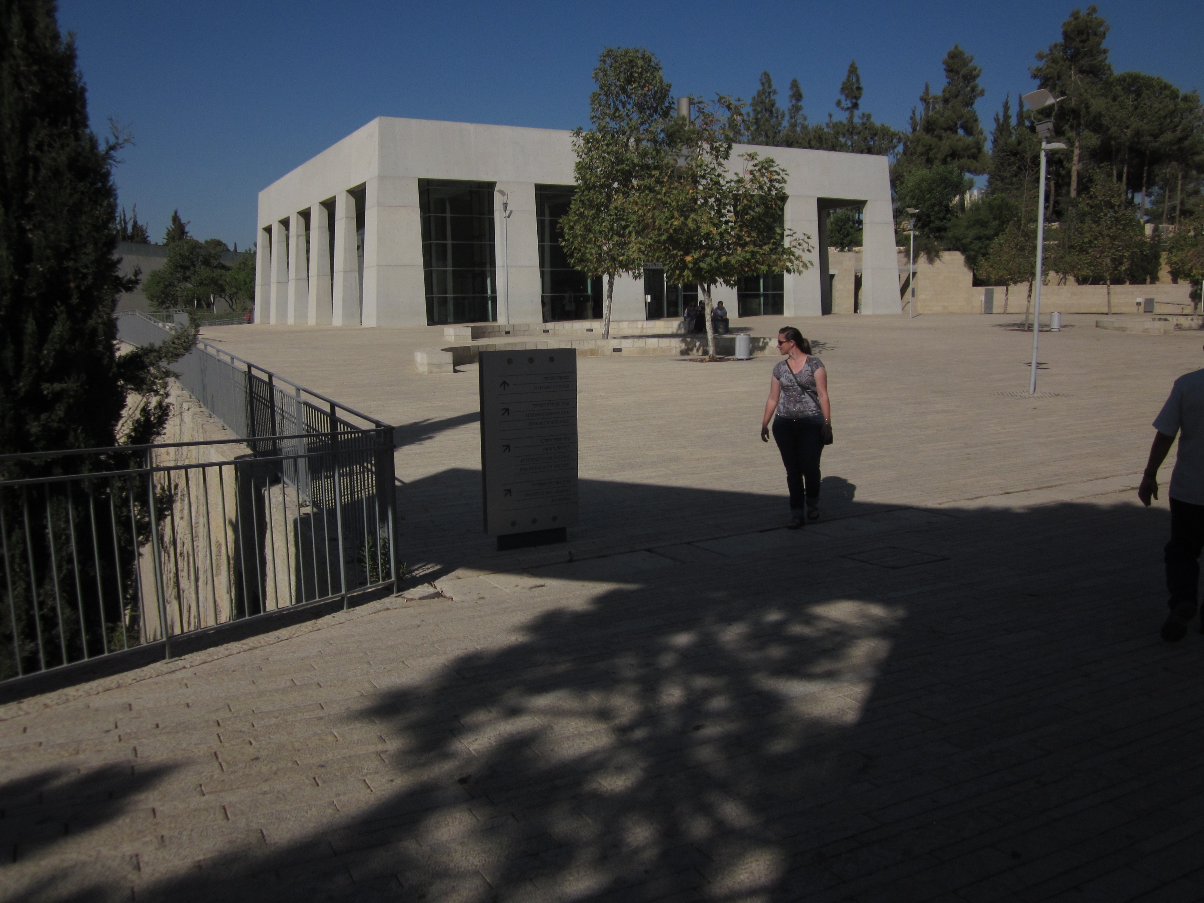 Yad Vashem Holylandmark